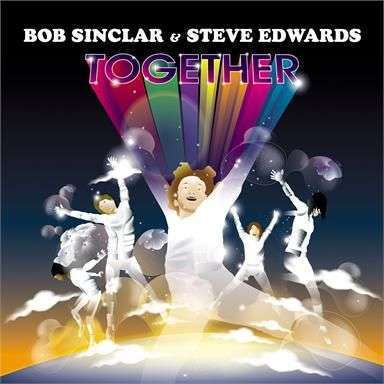 Coverafbeelding Together - Bob Sinclar & Steve Edwards