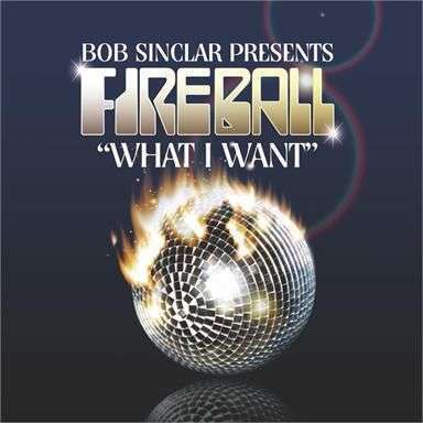 Coverafbeelding What I Want - Bob Sinclar Presents Fireball