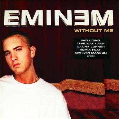 Coverafbeelding Without Me - Eminem