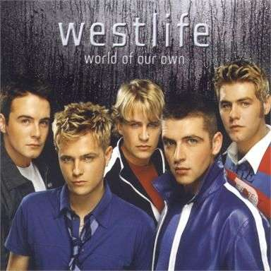 Coverafbeelding World Of Our Own - Westlife