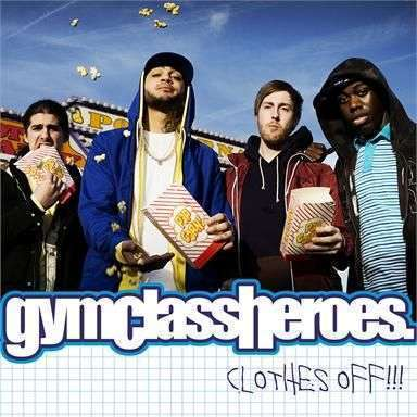 Coverafbeelding Clothes Off!! - Gymclassheroes