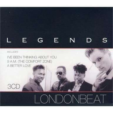 Coverafbeelding Come Back - Londonbeat