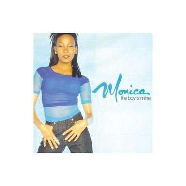 Coverafbeelding For You I Will - Monica