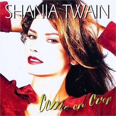 Coverafbeelding From This Moment On - Shania Twain
