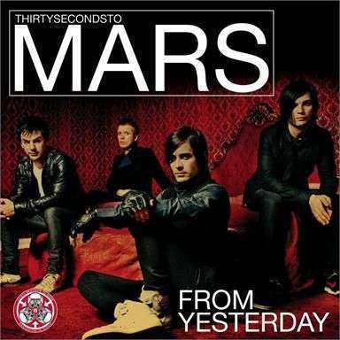Coverafbeelding From Yesterday - Thirty Seconds To Mars