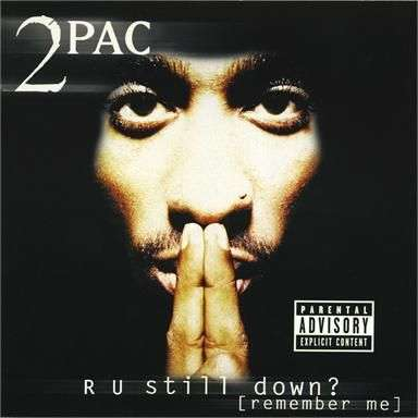 Coverafbeelding I Wonder If Heaven Got A Ghetto - 2pac