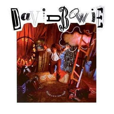 Coverafbeelding Never Let Me Down - David Bowie