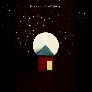 Coverafbeelding I Won't Give Up - Jason Mraz