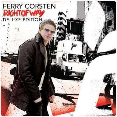 Coverafbeelding Right Of Way - Ferry Corsten