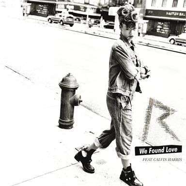 Coverafbeelding We Found Love - Rihanna Feat. Calvin Harris
