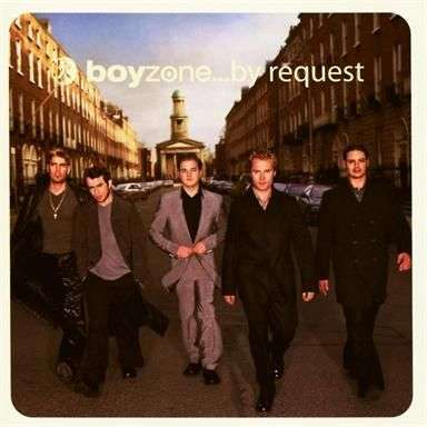 Coverafbeelding So Good - Boyzone