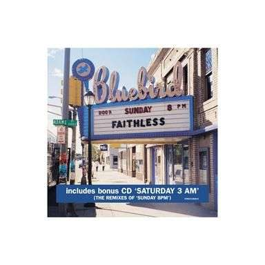 Coverafbeelding Take The Long Way Home - Faithless
