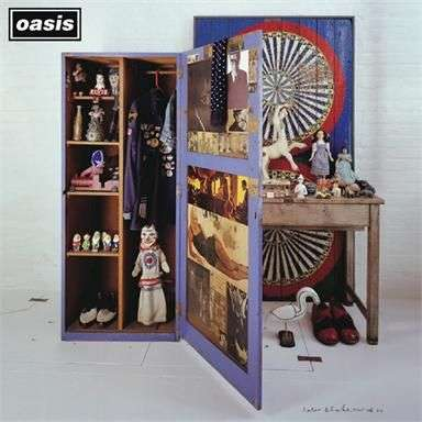 Coverafbeelding The Importance Of Being Idle - Oasis