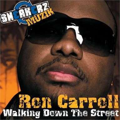Coverafbeelding Walking Down The Street - Ron Carroll