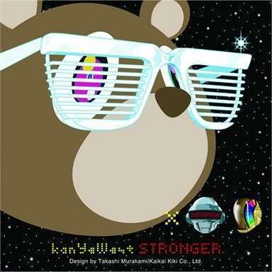Coverafbeelding Stronger - Kanyewest