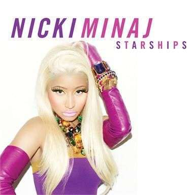 Coverafbeelding Starships - Nicki Minaj