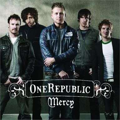 Coverafbeelding Mercy - Onerepublic