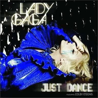 Coverafbeelding Lady Gaga featuring Colby O'Donis - Just dance