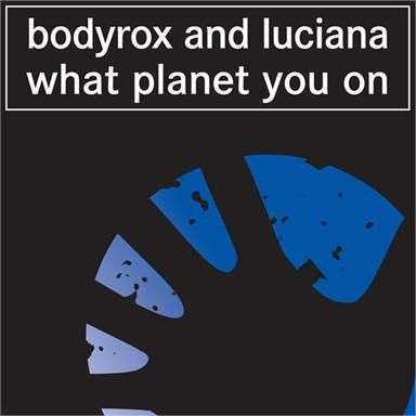 Coverafbeelding What Planet You On - Bodyrox And Luciana