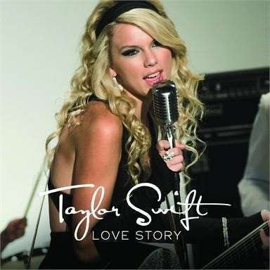 Coverafbeelding Love Story - Taylor Swift